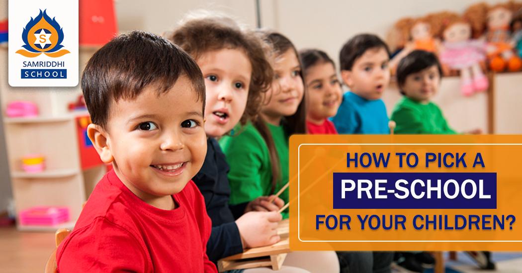 preschool for children